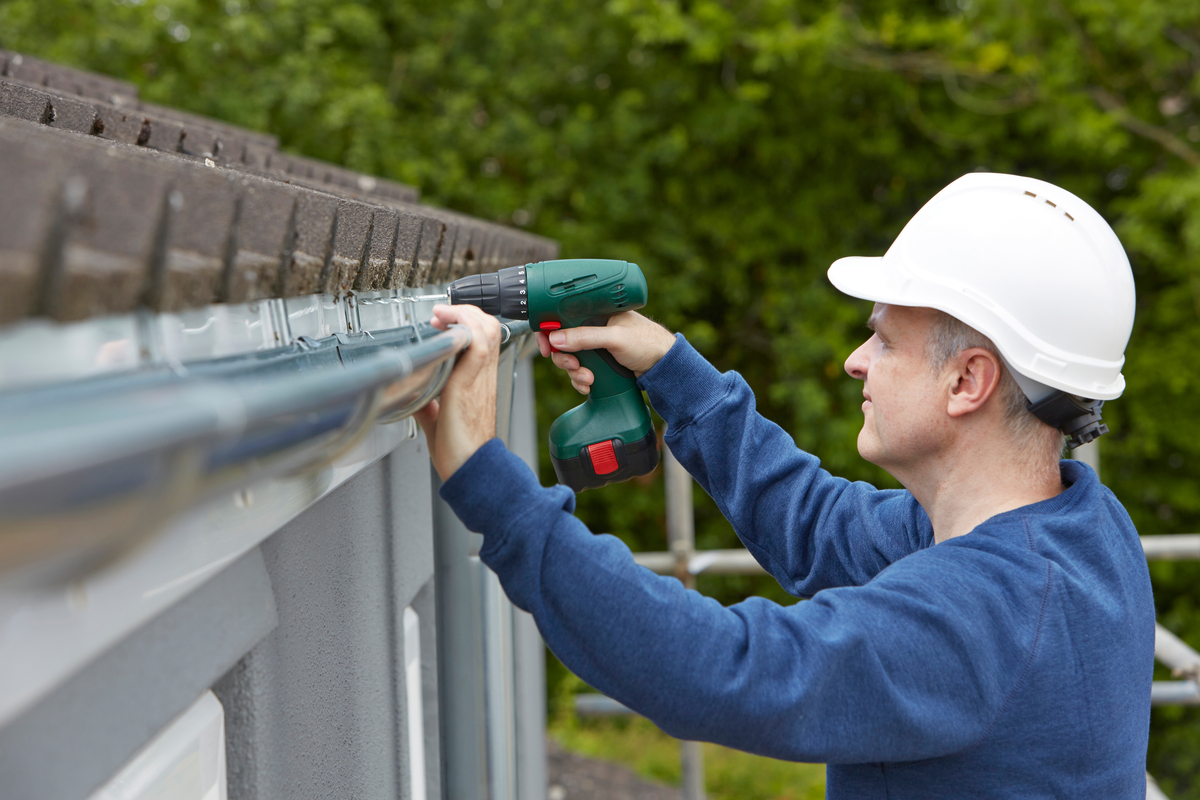 Why Replacing Your Existing Gutters is a Good Idea